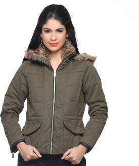Madame Full Sleeve Solid Women's Jacket