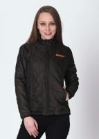 Wildcraft Full Sleeve Checkered Women's Jacket