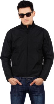 Wildcraft Full Sleeve Solid Men's Light Quilted Jacket
