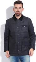 French Connection Full Sleeve Solid Men's Jacket