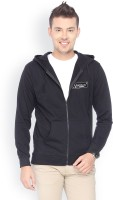 Campus Sutra Full Sleeve Solid Men's Fleece Jacket - JCKDZVDXDDTYNDAP