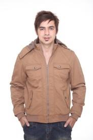 Trufit Full Sleeve Solid Men's Bomber Jacket