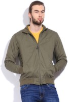 Lee Full Sleeve Solid Men's Jacket - JCKDZKN2GZFGZCEH