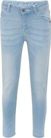 FS Mini Klub Regular Fit Girl's Blue Jeans