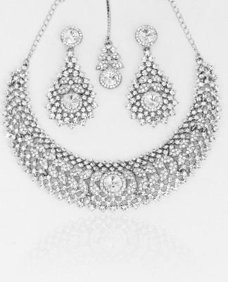 Touchstone Touchstone Metal Jewel Set (Grey)