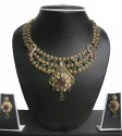 Zaveri Pearls Antique Gold Tone Alloy Jewel Set - JWSDWQ3SXNUZCG7Z