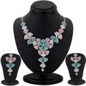 Sukkhi Zinc Jewel Set - Multicolor