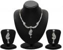 Sukkhi Zinc Jewel Set - Silver