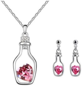 Karatcart Zinc Jewel Set
