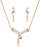 Sempre Of London Alloy Jewel Set Gold