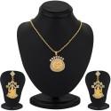 Sukkhi Copper Jewel Set - Gold - JWSDVC2HQGMX9QKF