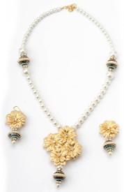 Aarya 24kt Silicone Jewel Set