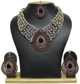 Sewad Brass Jewel Set