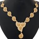 Sukkhi Copper Jewel Set - Gold - JWSDVC2HPGXNHWVJ
