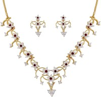 Sempre Of London Alloy Jewel Set Gold - JWSE94YGDFAX4YHW