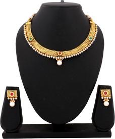 VAGO Copper Jewel Set