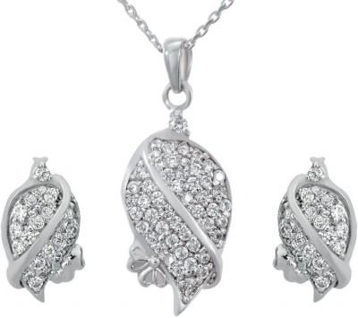Clara The Julia Sterling Silver Jewel Set