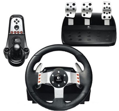 Extra 34% Off on Logitech G27 Racing Wheel from Flipkart - Rs 17810