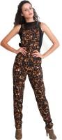 Thegudlook Printed Women's Jumpsuit