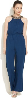 Buy In America Solid Women's Jumpsuit