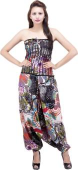Jaipur Kala Kendra Floral Print Women's Jumpsuit - JUME6NV3ABM6DSYH