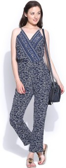 Pepe Jeans Printed Women's Jumpsuit