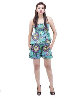 Jaipur Kala Kendra Floral Print Women's Jumpsuit - JUME6NV335FGNRQD