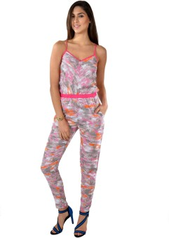 Striyah Couture Floral Print Women's Jumpsuit