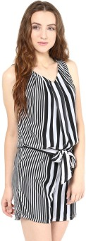 Candies By Pantaloons Striped Women's Jumpsuit