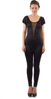 Boho To Soho Solid Women's Jumpsuit