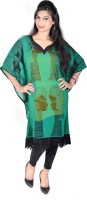 Vivaa Printed Georgette Women's Kaftan - KAFDZS2SZPZEHAU4