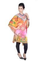 Vivaa Printed Georgette Women's Kaftan - KAFDZS2S5EBD3Y6Y