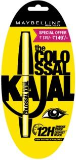 Maybelline Kajal Maybelline The Colossal Kajal with Offer 0.35 g