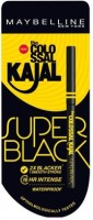 Maybelline New York Colossal Super Black Kajal 0.35 G (black)