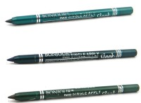 Bonjour Paris Single Apply 1507201622 Glazed Green-Green-Leaf Green Kajal 3.6 G (Glazed Green, Green, Leaf Green)