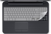 Bronbyte Keyguard Protector For HP Envy TS14 1245TU (14 Inch) Laptop Keyboard Skin (Transparent)
