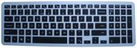 Kmltail Km23 Dell Inspiron I3552 15.6 Inch Laptop Keyboard Skin (Black, Transparent)