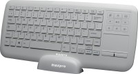 Maxpro 2880G USB Receiver Keyboard (White)