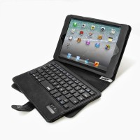 Anker 98APPADMI-BA Bluetooth Tablet Keyboard (Black)