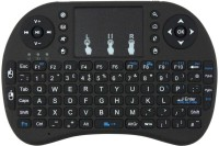 Dolphy MOD-DOLECMINIKIBO001 Bluetooth, USB Keyboard & Mouse Combo (Black)