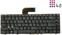 4d Dell-Insp-N5040 Wireless Laptop Keyboard (Black)