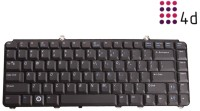 4d Dell-Insp-1420 Wireless Laptop Keyboard (Black)