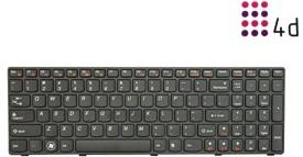 4d Lenovo-G570 Wireless Laptop Keyboard