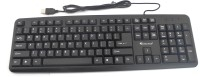 Technotech KB-790 Wired USB Laptop Keyboard (Black)