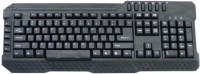 Shrih SH-0030 Wired USB Multimedia USB Keyboard (Black)
