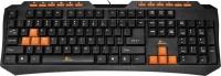Sensor S-K305 Wired USB Multimedia USB Keyboard (Black)