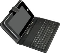 Microware 7 inch Leather Case USB Standard Keyboard