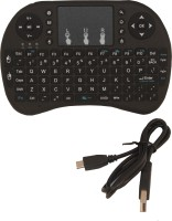 Amazeus Mini_001 Wired USB Small Keyboard (Black)
