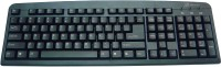 Mercury USB-K/B Wired USB Standard Keyboard (Black)