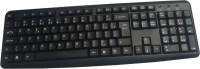 REDROK WKB-2001 Wired USB Standard Keyboard (Black)